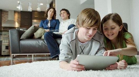 family-tablet-tv