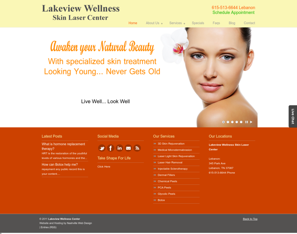 Lakeview Wellness Center